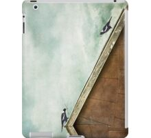 Theirs had always been a union of like minds iPad Case/Skin