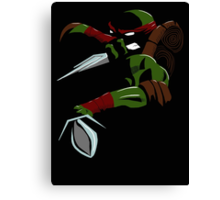 Shadow Raph Canvas Print