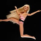 Barbie after the Hip, Elbow, and Knee Replacement by Barbara Morrison