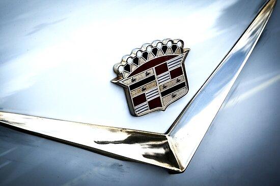 1955 Cadillac (IV) by Eric Christopher Jackson