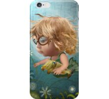 The Cuddle Fish iPhone Case/Skin