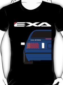 Nissan Exa Coupe - JAP Edition Blue T-Shirt