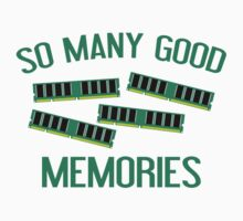So Many Good Memories by DesignFactoryD