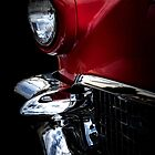 1957 Ford Thunderbird (III) by Eric Christopher Jackson