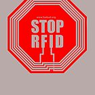 Stop RFID by Del Parrish