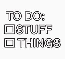 Sheriff's To Do List by jerasky