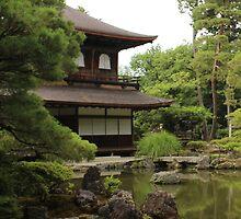 Ginkaku-ji Temple - Kyoto by kestrelxox