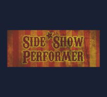 Side Show Performer Kids Clothes