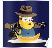 Raiders of the Lost Banana Poster