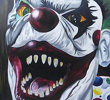 Send in The Clowns by artbynewton