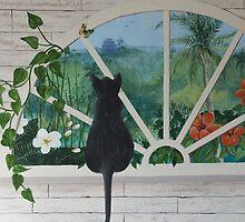 Butterfly Catcher by Anita Murphy