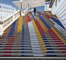 Albertina Steps by phil decocco