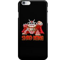 Shao Kong iPhone Case/Skin