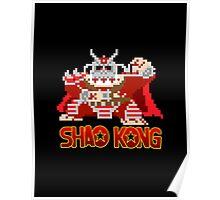 Shao Kong Poster