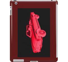 Mercedes Benz 280 SL Convertible Modern Art iPad Case/Skin