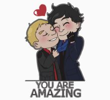 You are AMAZING by doctorwhoatson
