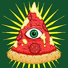 In Pizza We Trust by crabro