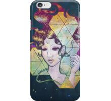 Geode Lady iPhone Case/Skin