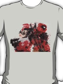 Harley Quinn VS Dead Pool T-Shirt