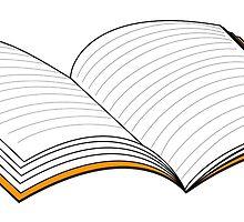 Open Book by kwg2200