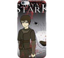 Studio Ghibli Presents: Arya Stark iPhone Case/Skin