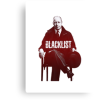 The Blacklist - Reddington Canvas Print