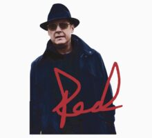 The Blacklist - Red by D. Abdel.