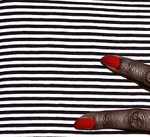 Fingers and Stripes by Kellice