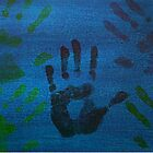 Hands Print by tropicalsamuelv
