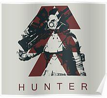 Destiny - Hunter by AronGilli Poster