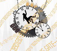 Stein's Gate - Perils of a Paradox by Kingdomkey55