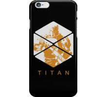 Destiny - Titan by AronGilli iPhone Case/Skin