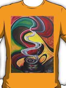 Ode to Coffee.. T-Shirt