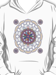 Mayan Ethnic [Rainbow] T-Shirt