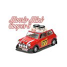 Morris Mini Cooper S by beukenoot666