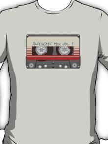 Guardians Awesome Mix Vol 1 T-Shirt