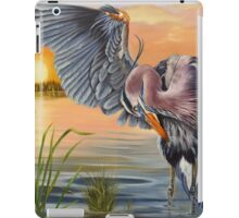 Bayou Blues iPad Case/Skin