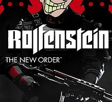 Rolfenstein: The New Order by AndyRedGold