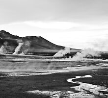 Geothermal Chile by Gonzopol