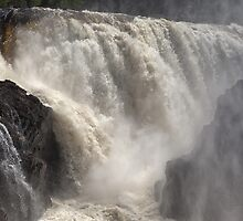 Rushing Water by Eunice Gibb
