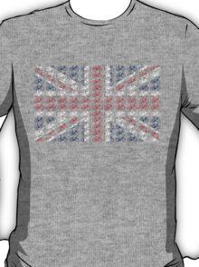 Bike Flag United Kingdom (Small) T-Shirt