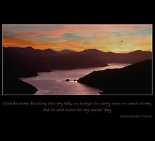 Sunset Sky by Lisa Torma