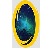 Portal to Space Photographic Print