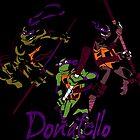 3 X Donatello by Novanator