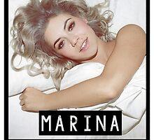 Marina and The Diamonds by Madison Rankin
