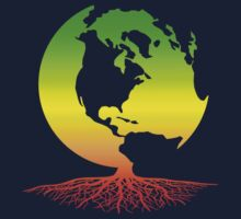 Mother Earth Roots by robotface