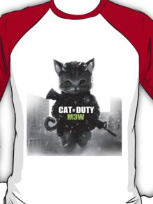 Cat of Duty T-Shirt