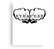 Syracuse! Canvas Print