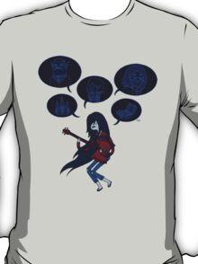 Singing Marceline T-Shirt