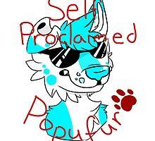 Self Proclaimed Popufur by QueerDeer